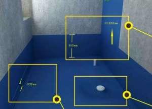 卫生间装修渗水漏水怎么办?