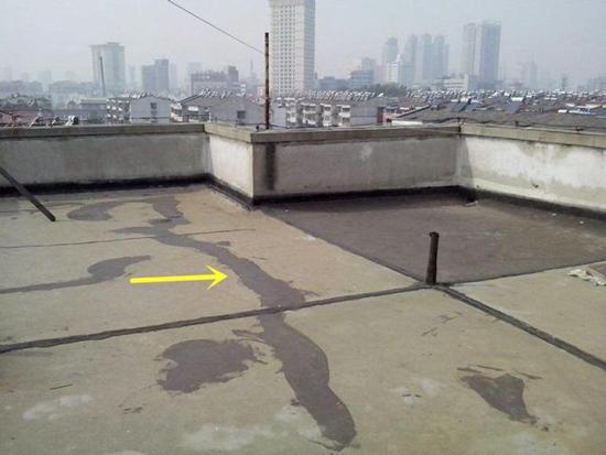 屋顶漏水定位是什么,屋顶漏水是什么原因?