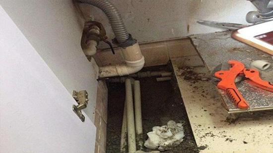 卫生间下水管漏水怎么检测,卫生间下水管漏水修理多少钱呢?