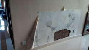 嘉峪关暗管漏水怎么修_兰州楼顶漏水事故