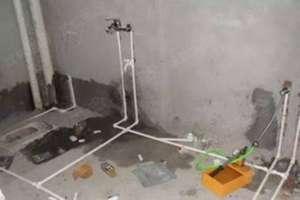 自贡上水管漏水怎么回事_热熔处水管漏水怎么热熔
